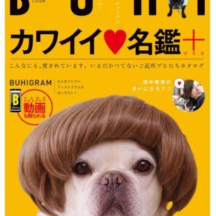 BUHI vol.39 2016年夏号