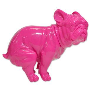 いきむ犬 bat ear (Harajuku Pink)