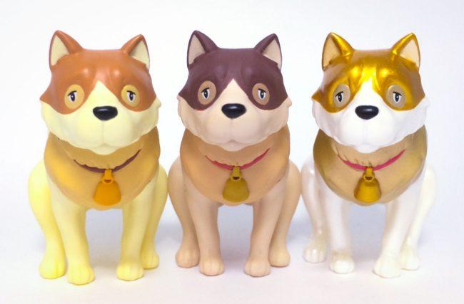 いきむ犬フレンチブルドッグ