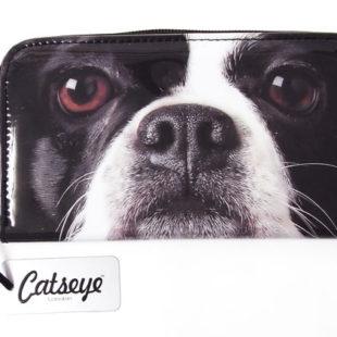 [Catseye]フレブル長財布