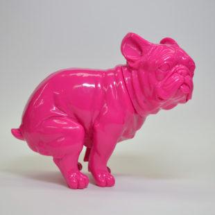 いきむ犬[bat ear]/ Harajuku Pink(ピンク)