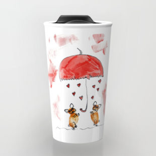 TRAVEL MUG 12 OZ