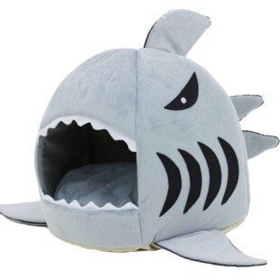 サメ型ベッド(M)