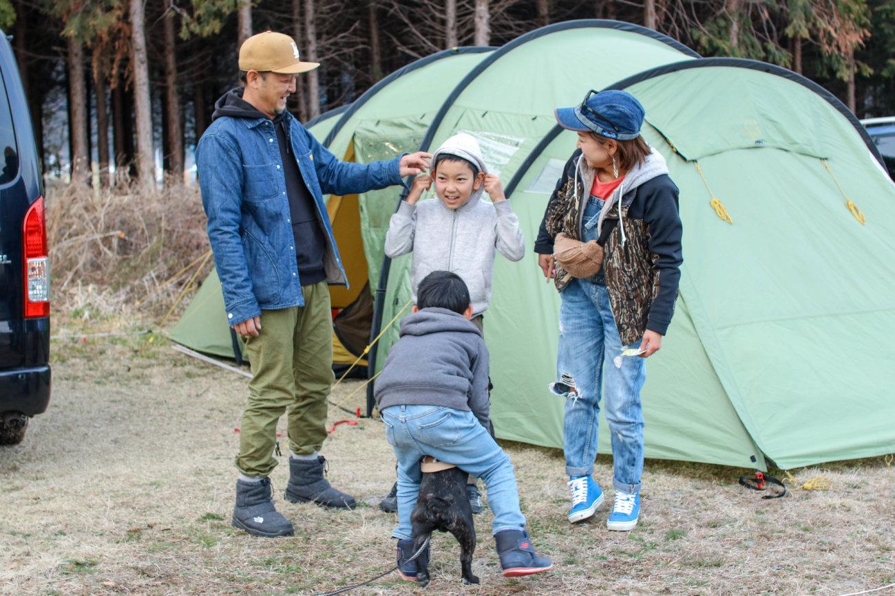 フレンチブルドッグ,goouejamboree,キャンプ