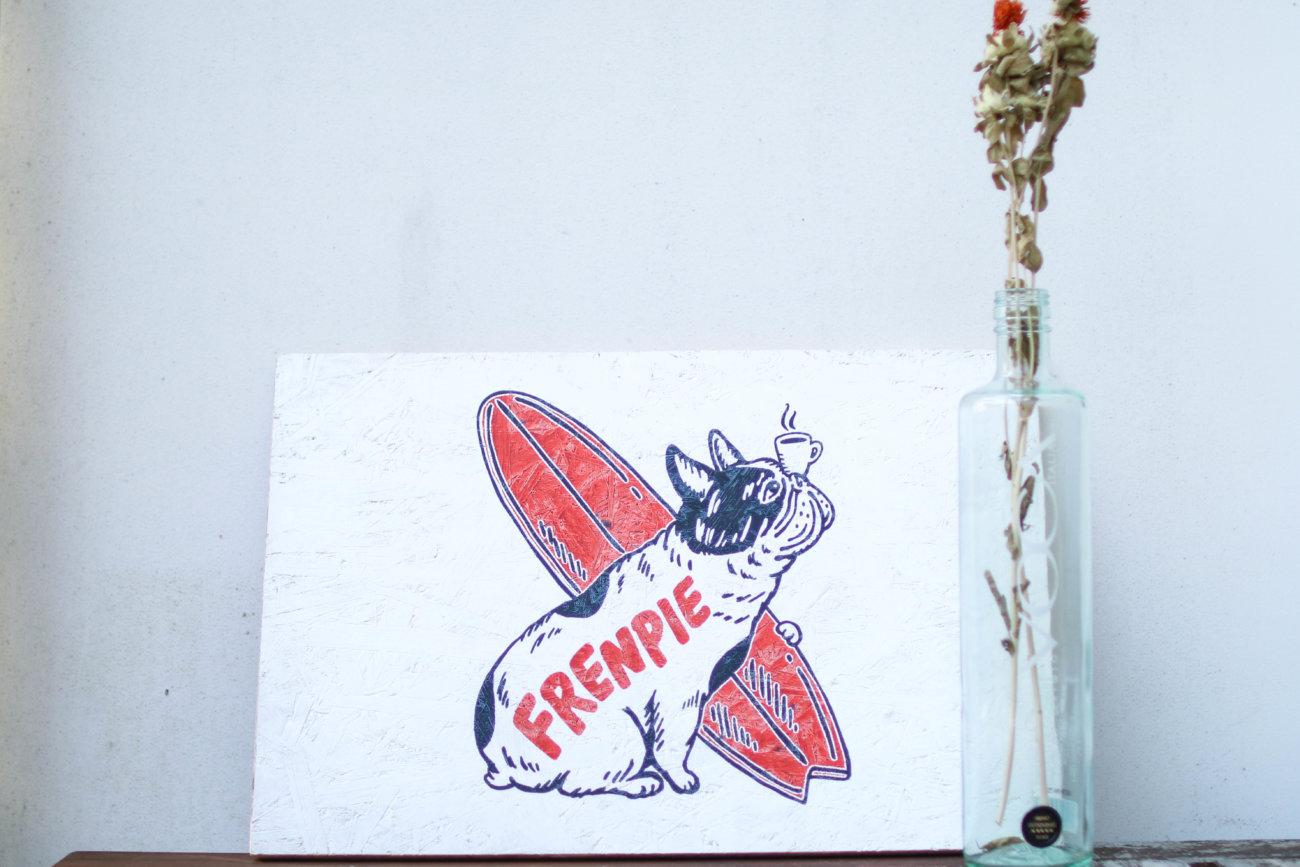 フレンチブルドッグ,TES,カスタム
