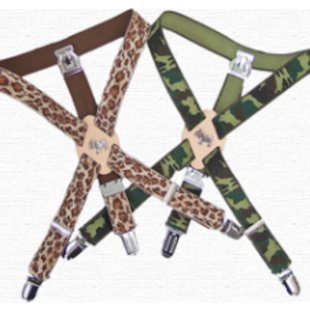 Pattern FR Suspender