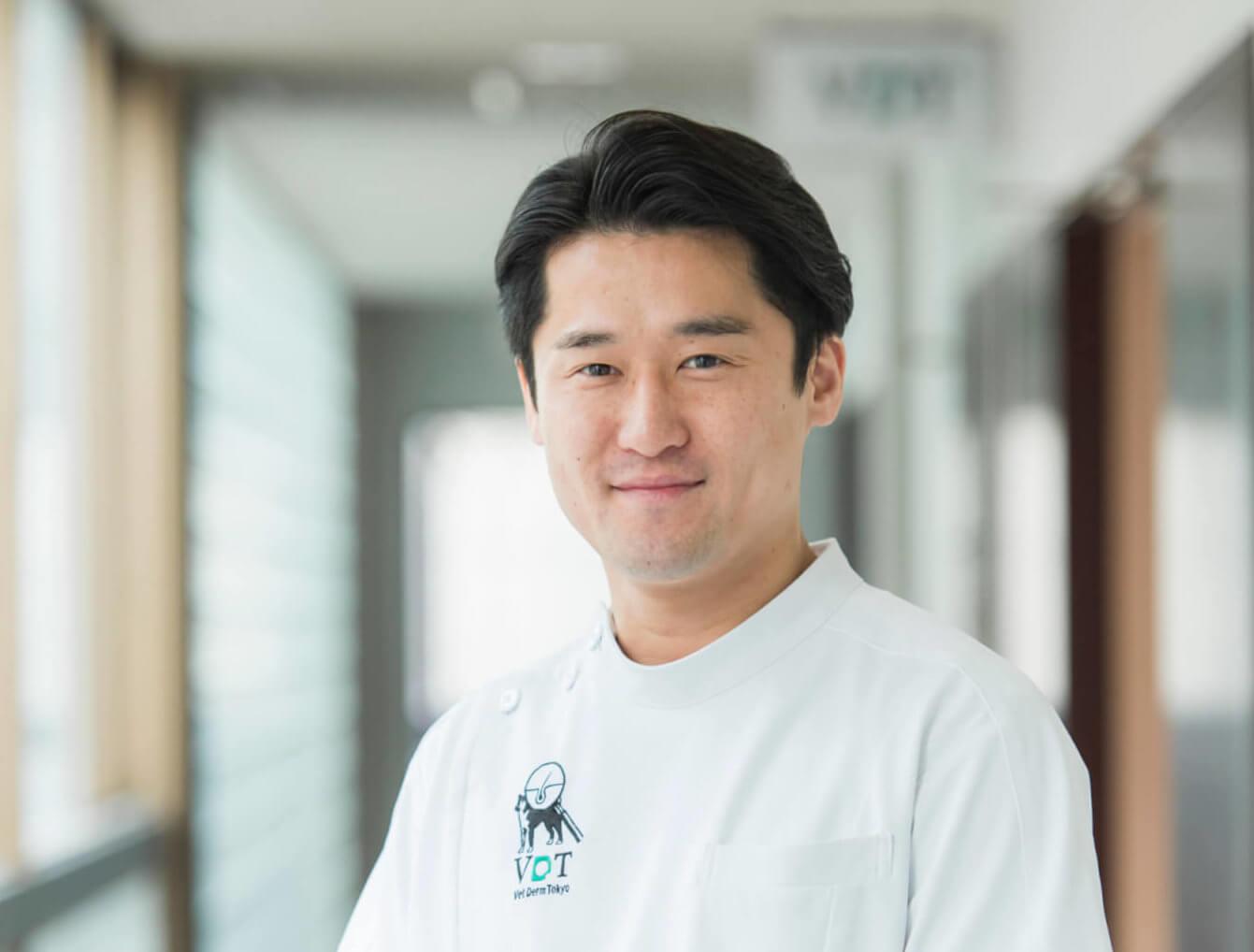 獣医師・獣医学博士・從慶太