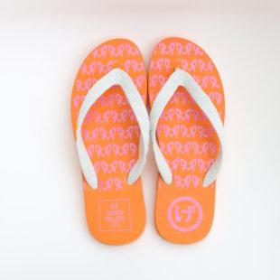 オレンジ/ Women(22-24.5cm)