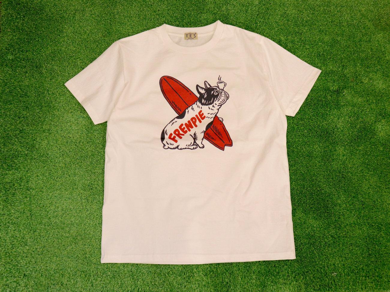フレンチブルドッグ,Tシャツ