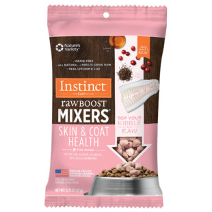 Raw BOOST Mixers スキン&コート