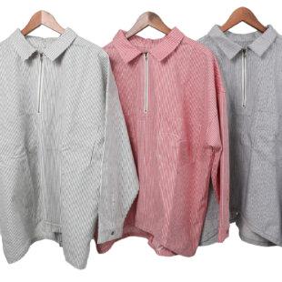 [ヒト用]Hickory denim shirt