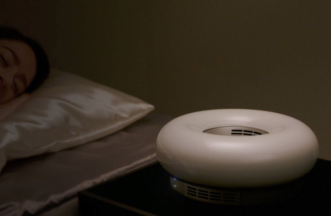 フレンチブルドッグ,サンスター,QAIS -air- 03,除菌脱臭機