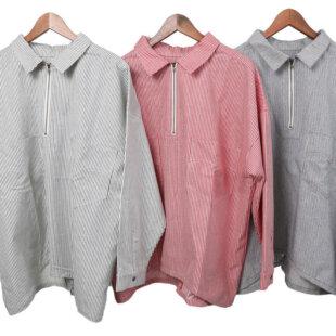 ※オーナー用/Hickory denim shirt