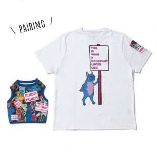 DOGGY POWER Tシャツ
